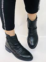 Женские ботинки. На маленьком каблуке. Натуральная кожа. Высокое качество. Molka.  Р. 35, 36, 39.40. Vellena, фото 6