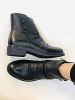 Женские ботинки. На маленьком каблуке. Натуральная кожа. Высокое качество. Molka.  Р. 35, 36, 39.40. Vellena, фото 5