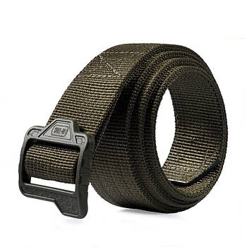 M-Tac ремінь Double Duty Tactical Belt Hex Olive/Black
