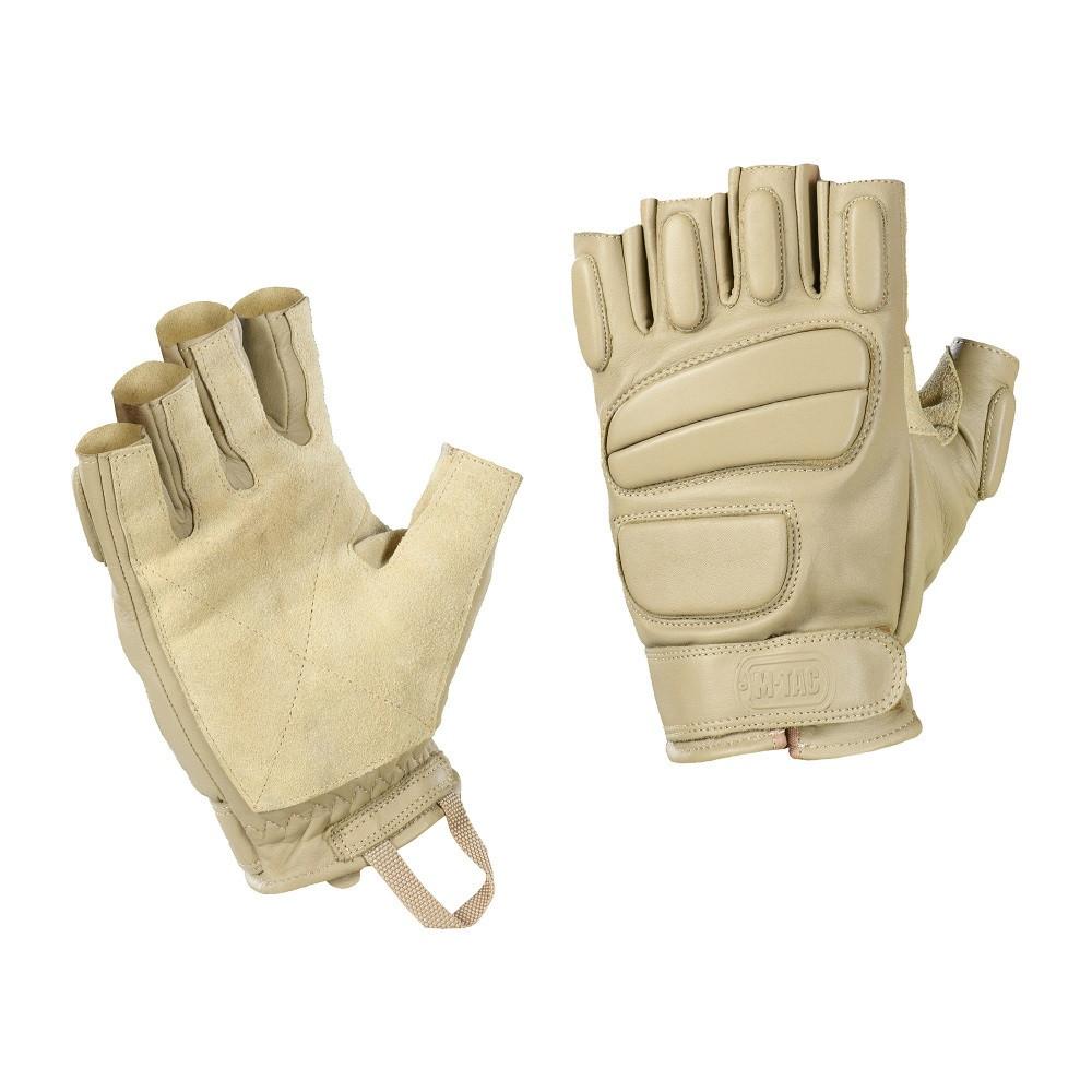 M-Tac рукавички безпалі Assault Tactical mk1. khaki