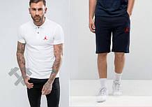 Мужская тениска поло Джордан, мужская футболка и шорты Jordan