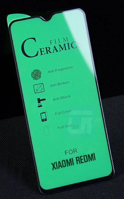 Мягкая керамическая плёнка Xiaomi mi 9 se полная проклейка