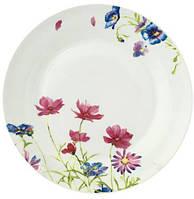 Набор 6 подставных тарелок ST Розовый цветок d 26.5 см Белый ST-55621psg, КОД: 172295