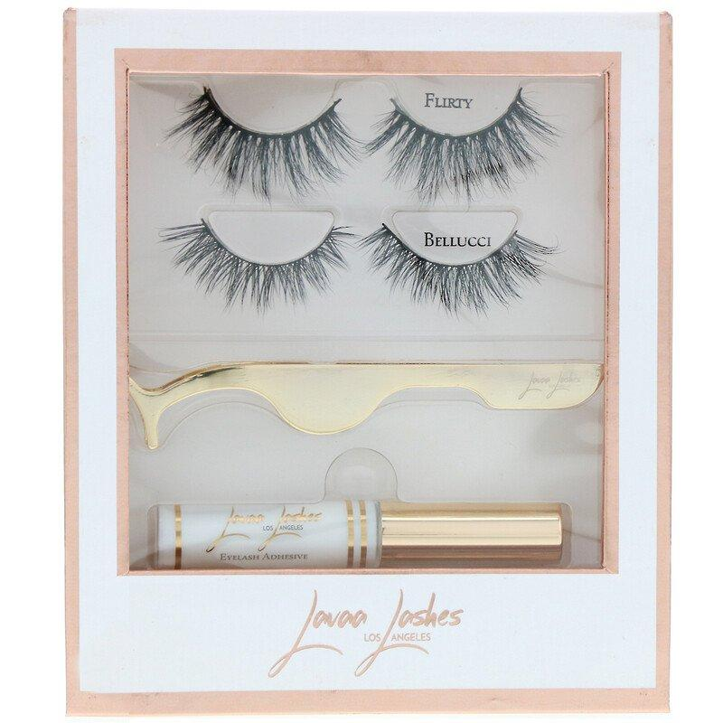 Lavaa Lashes, The Perfect Set, комплект, 1 шт.
