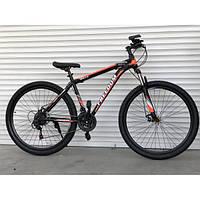 Спортивный велосипед 29 дюймов TopRider оранж 903. Велосипед горный спортивный 29 ТопРайдер удобный качество