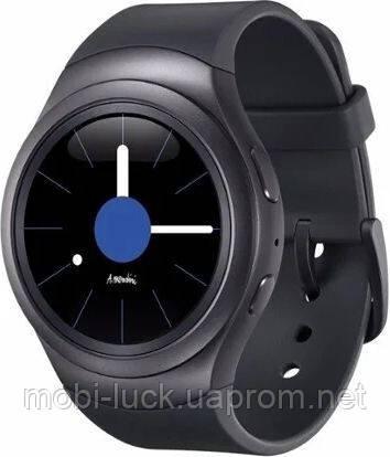 Смарт-часы Samsung Gear S2 (SM-R730A) Dark Grey
