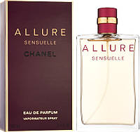 Женские духи Chanel Allure Pour Femme Sensuelle 100 ml (духи Шанель Аллюр Пур Фемм Сенсуэль/ Шанель Аллюр)