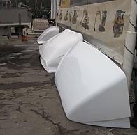 """Спойлер (обтекатель) """"Универсальный"""" для грузовых машин"""