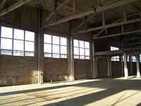 Производственные помещения, земля в Харьковской области под промышленное строительство