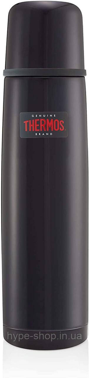 Термос Thermos Light and Compact Flask, Midnight Blue, 1.0 L
