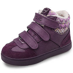 Ботинки для девочки Fall colors Uovo (30)