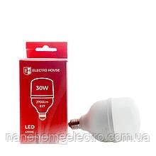 LED  лампа Т100 E27 30 Вт 4100К