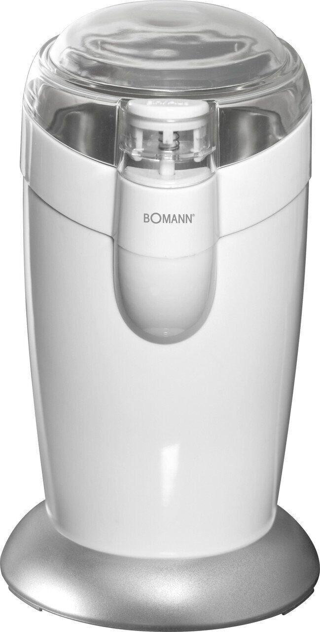 Кофемолка Bomann KSW 446 CB белая 120 Вт