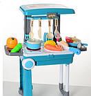 Игровая Кухня Столик и чемодан 2в1, фото 2