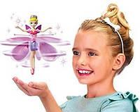 Летающая фея Принцесса из США! Зарядка от USB-кабеля без батареек Flutterbye-Fairy Princess Оригинал