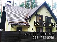 Дом 120м.кв. с землей под Киевом (Ворзель) по цене квартиры