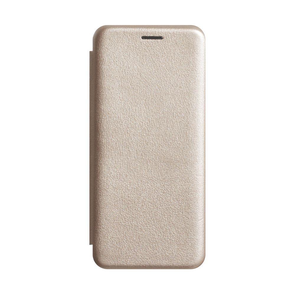 Чехол для телефон книжка оригинал кожа Huawei Y6 2019 SKL11-234009