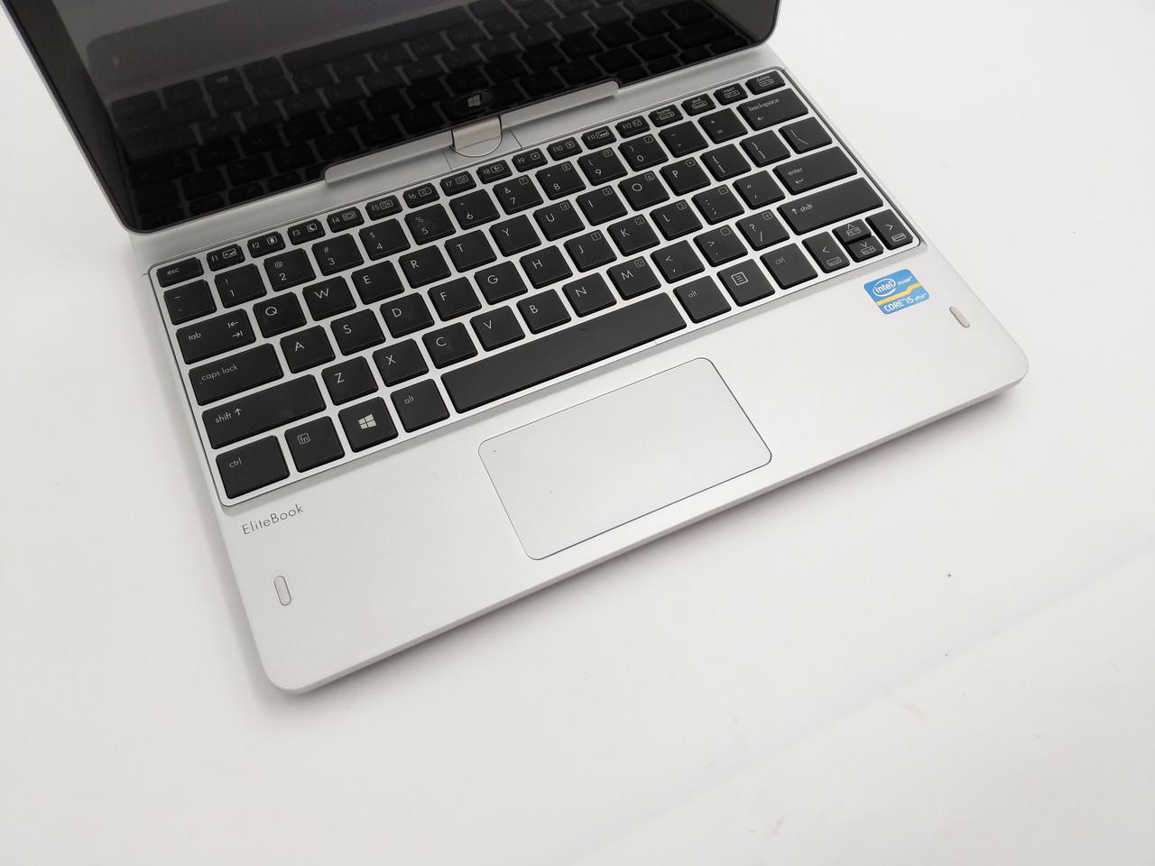 Б/У HP Elitebook Revolve 810 G1 11,6″  i5-3437U /DDR3 8 Gb /SSD Нет в наличии 4