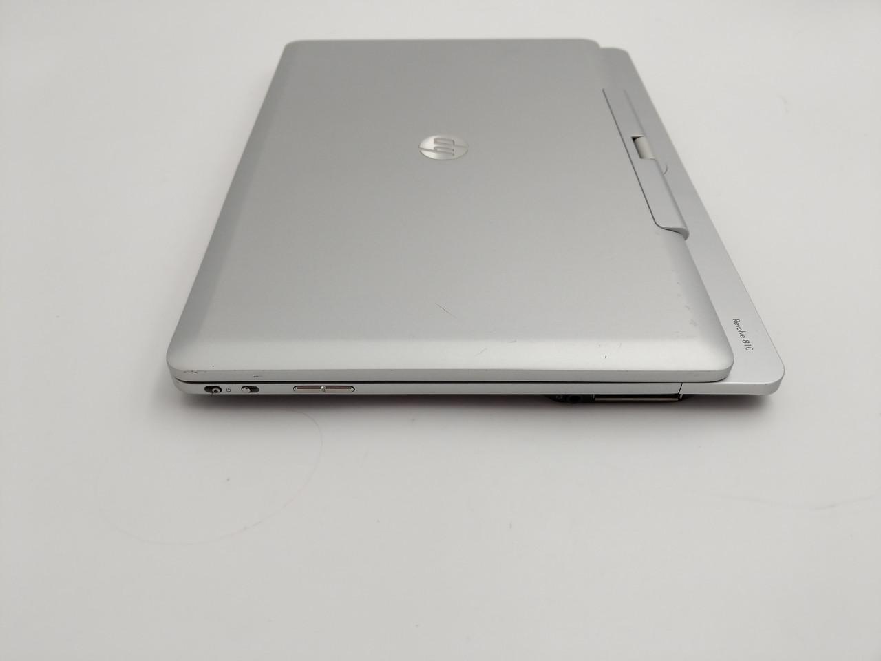 Б/У HP Elitebook Revolve 810 G1 11,6″  i5-3437U /DDR3 8 Gb /SSD Нет в наличии 5