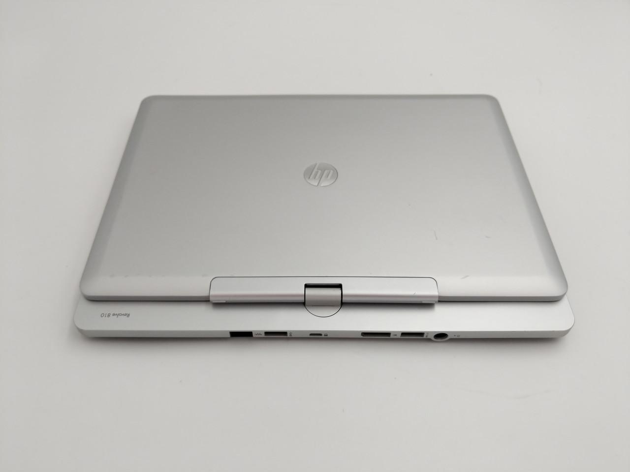 Б/У HP Elitebook Revolve 810 G1 11,6″  i5-3437U /DDR3 8 Gb /SSD Нет в наличии 7