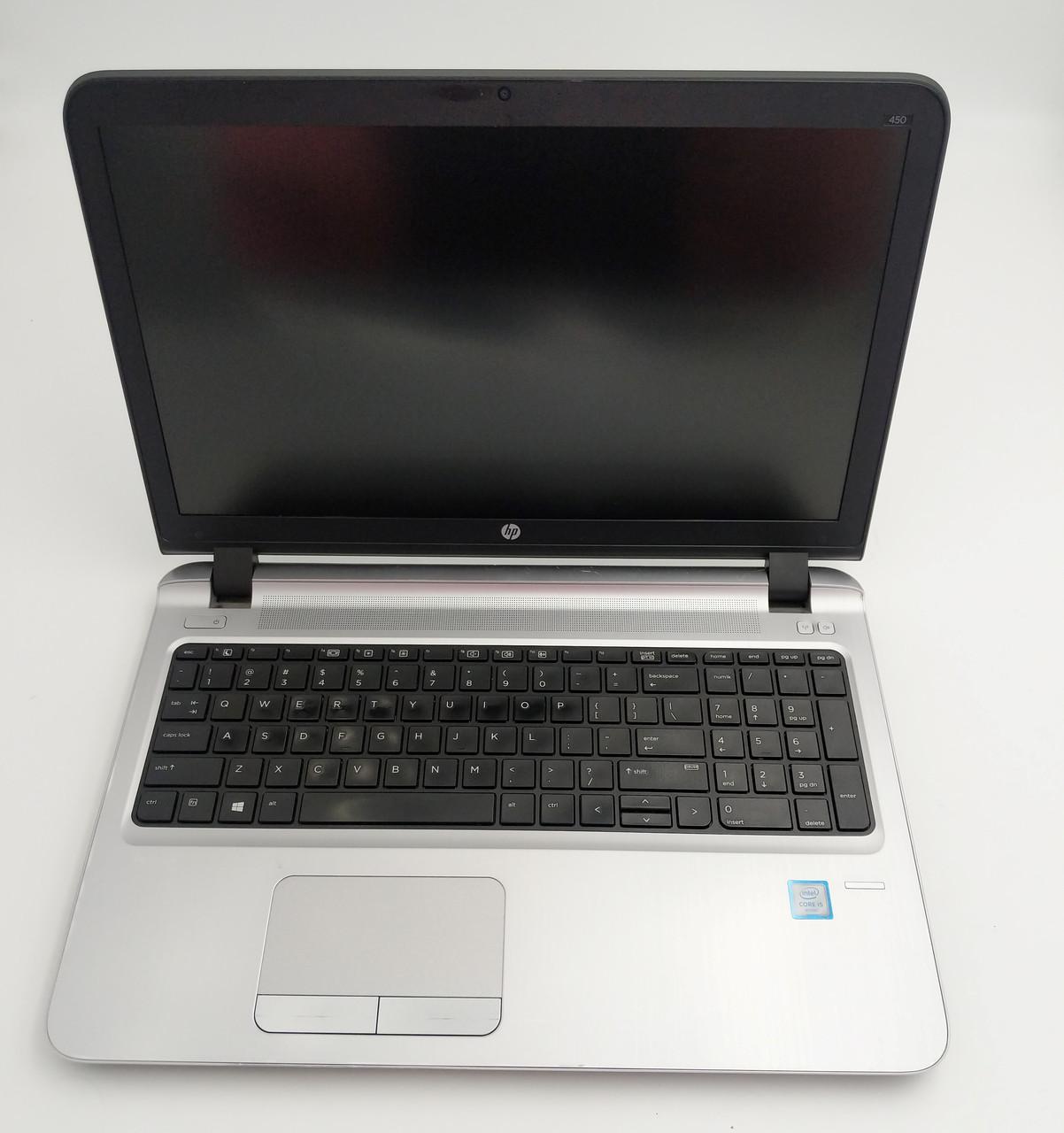 Б/У HP ProBook 450 G3 15.6″ FullHD i5-6200U /DDR3 8 Gb /SSD 240 Нет в наличии 3