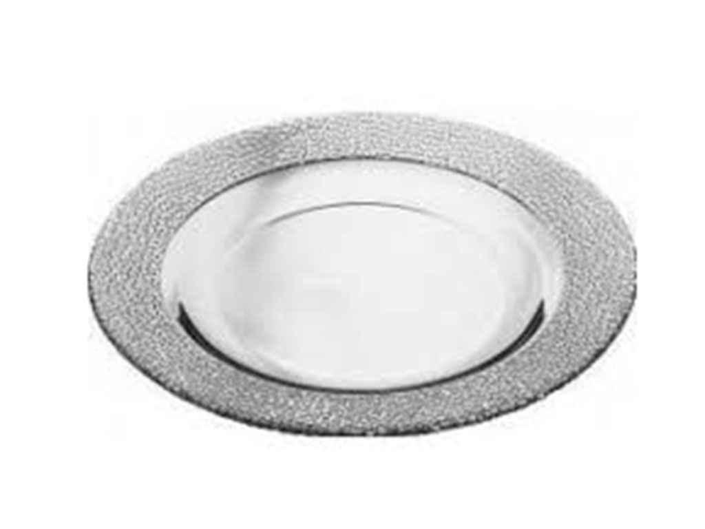 Набор тарелок стекло Pasabahce Mosaic 240 мм упаковка 6 шт (10300)