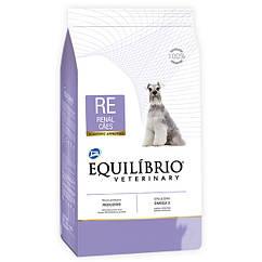 Equilibrio Veterinary Dog РЕНАЛ лечебный корм для собак с заболеваниями почек