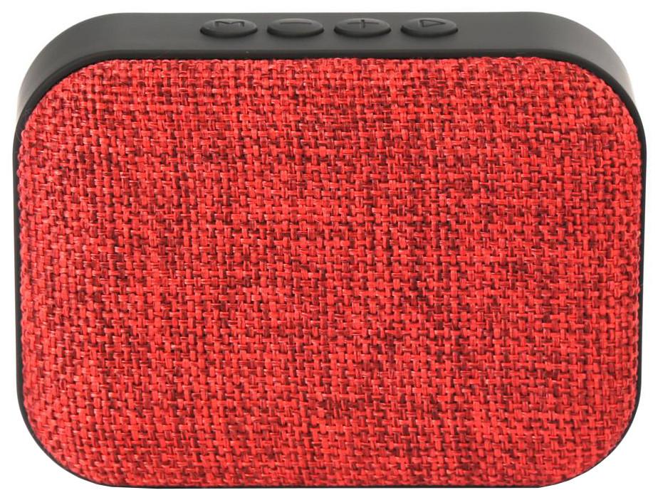 Акустика Omega Bluetooth OG58DG Fabric Red (6474211)