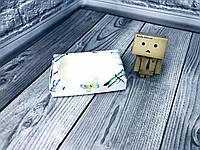 *10 шт* / Коробка для пряников / 100х150х30 мм / печать-Акварель / окно-обычн / лк, фото 1