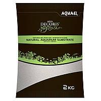 Песок для аквариума Aquael (0,1-0,3 мм) 2 кг.