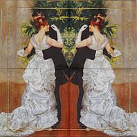 Салфетка декупажная Свадебный танец 316