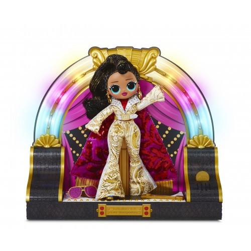 """Ігровий набір з колекційної лялькою L. O. L. SURPRISE! серії """"O. M. G. Remix"""" - СЕЛЕБРІТІ 569879"""