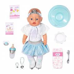 Кукла BABY BORN серии Нежные объятия - БАЛЕРИНКА-СНЕЖИНКА 43 см с аксессуарами 831250