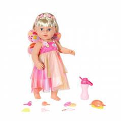 Кукла BABY BORN серии Нежные объятия - СЕСТРИЧКА-ЕДИНОРОГ 43 cm с аксессуарами 829349