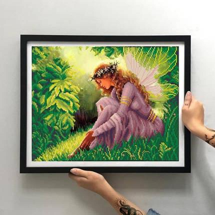 Картина Лесная фея ММФ-002 [Материал: Габардин подклеенный флизелином], фото 2