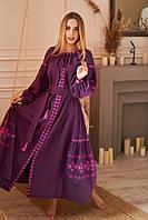 "Жіноча вишита сукня ""Панночка"", фото 1"