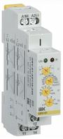 Реле контроля напряжения ORV 1 фаза 110-240В AC/DC IEK, фото 1