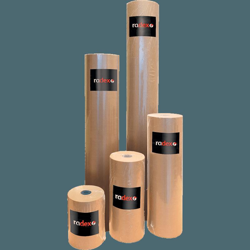 Бумага для маскировки Radex в рулоне 0,22х400м