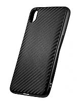 Чехол для Xiaomi Redmi 4A карбон