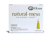 Игла для мезотерапии Natural-Meso 32G 4мм (10 штук)