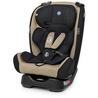 Детское автокресло, кресло в автомобиль для ребенка до36кг. ME 1017 STEP Royal Beige 0+1,2,3, бежевый 11/72.5