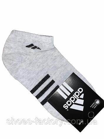 Носки Adidas (унисекс), Gray/Серые, фото 2