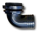 Фекальний насос з НОЖЕМ DELTA EUROAQUA 2,6 кВт + шланг 25м GR, фото 6