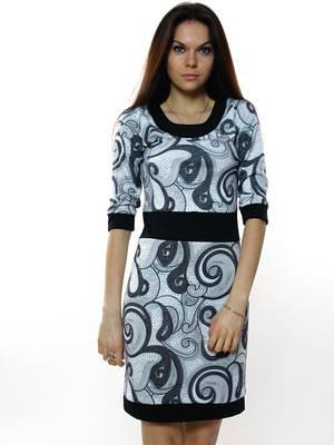 Платье Забава завиток.