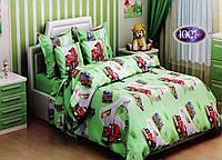 Детский комплект постельного белья в кроватку №дсм 77