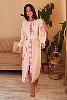 """Жіноча вишита сукня """"Соломія"""", фото 1"""
