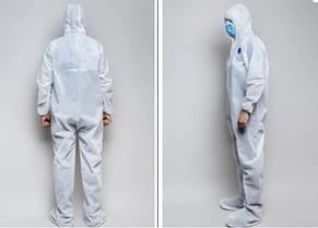 Защитные комбинезоны, халаты