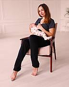 Піжама для вагітних піжама для сну і годування