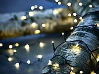 Новогодняя светодиодная гирлянда 20 метров на 300 лампочек