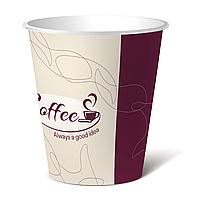 Стакан паперовий, об'єм 340 мл кольоровий 50шт cup340